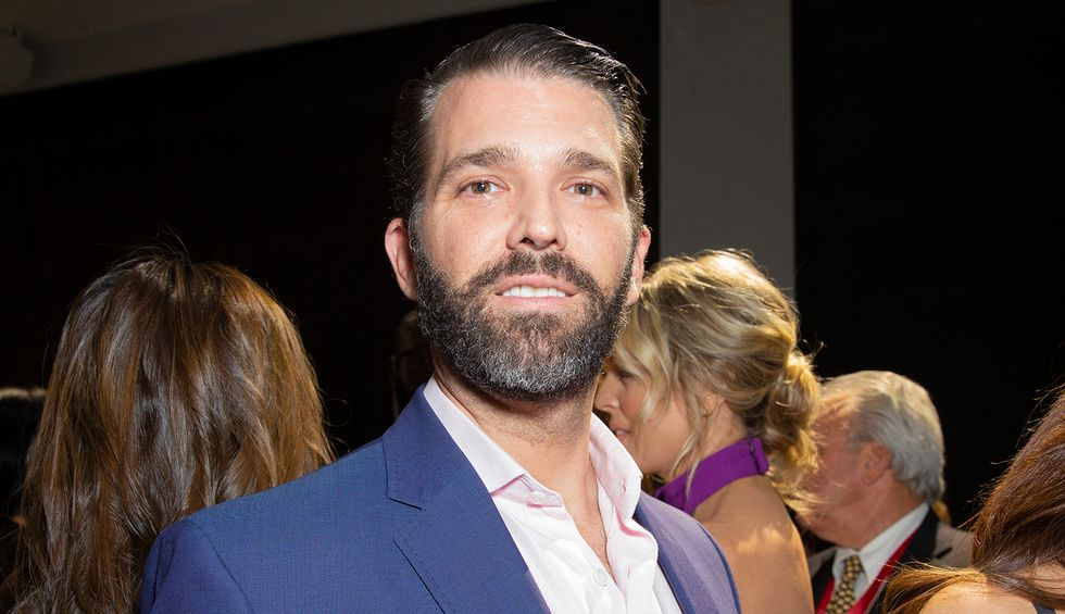 US taxpayers paid Trump hotel thousands to fund Don Jr's Canadian hunting trip