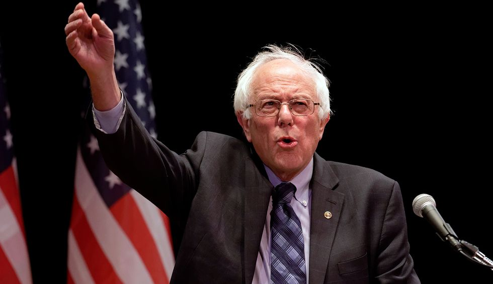 Why Bernie Sanders is absolutely correct about the Washington Post — and corporate media as a whole