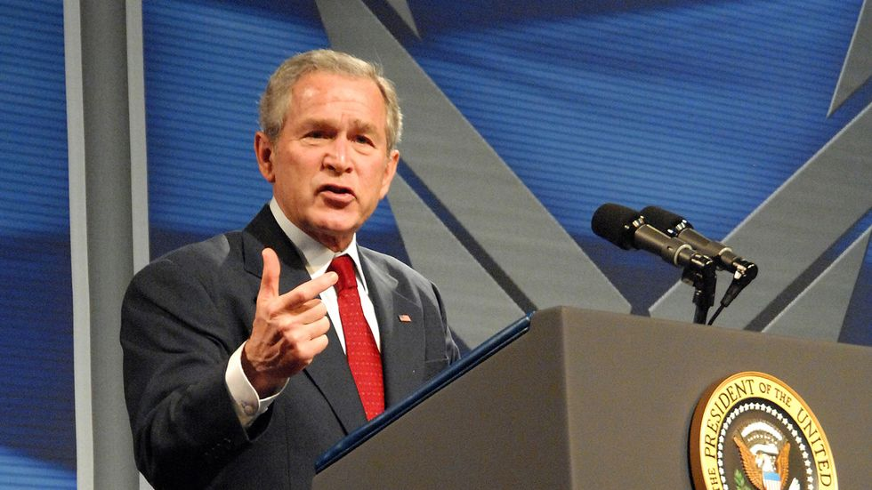 George W. Bush is a war criminal — and the media is still helping cover up his crimes