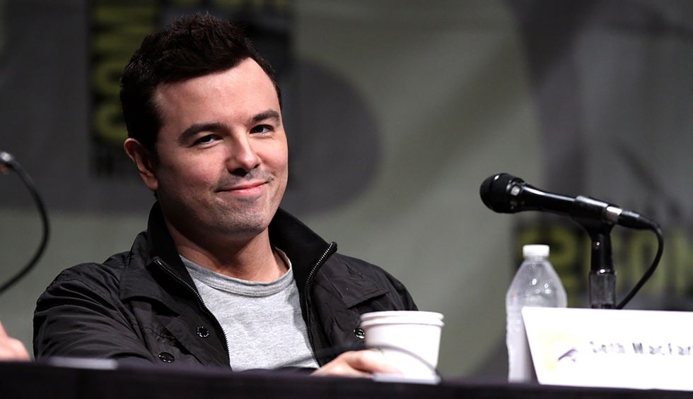 Seth MacFarlane donates millions to liberal and left-wing campaigns and causes. What does his comedy say about his politics?