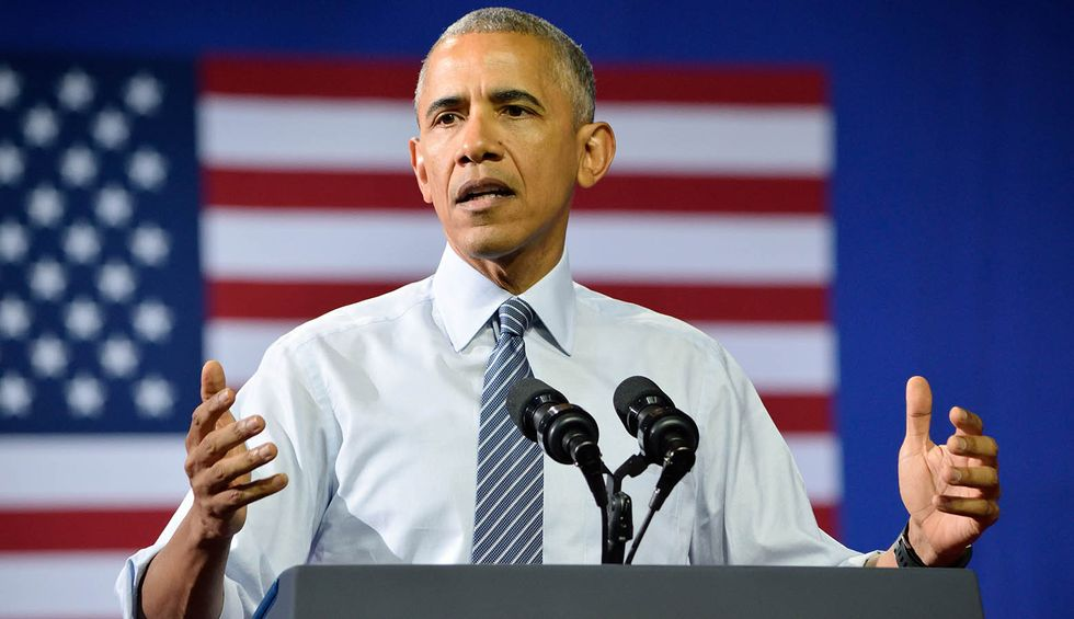 Obama condemns violence and shares advice on how to make George Floyd protests 'a turning point'