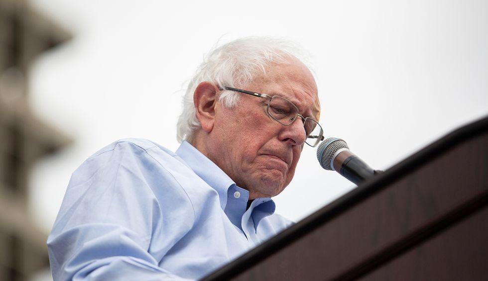 Sanders campaign: Bloomberg 2020 run 'is against Bernie, not Trump'