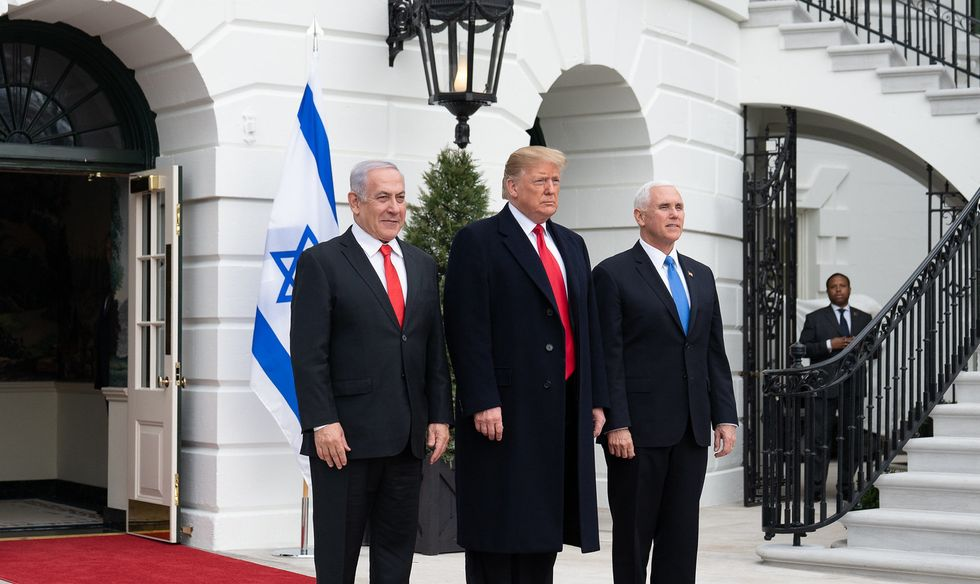 Israeli intelligence accused of planting spying devices in Washington DC — and Trump ignored the evidence: report