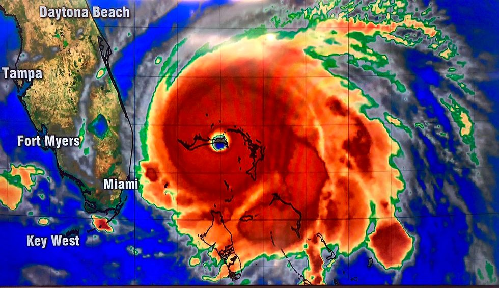 At least 5 dead in Bahamas as Hurricane Dorian unleashes 'one of most catastrophic 24-hour periods of weather in recorded world history'