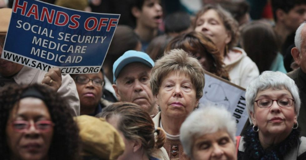 A bold plan to strengthen and improve Social Security is what America needs