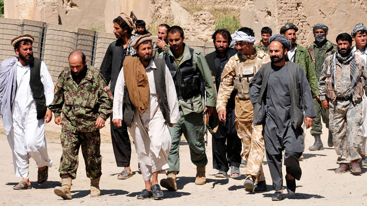 The return of the Taliban is a headlight on the end of America's empire — and no one will be held accountable