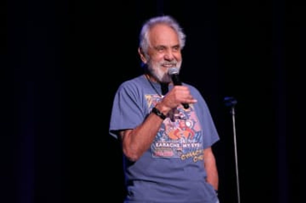 Tommy Chong loves comic book movies -- but his all-time 'greatest' will shock you