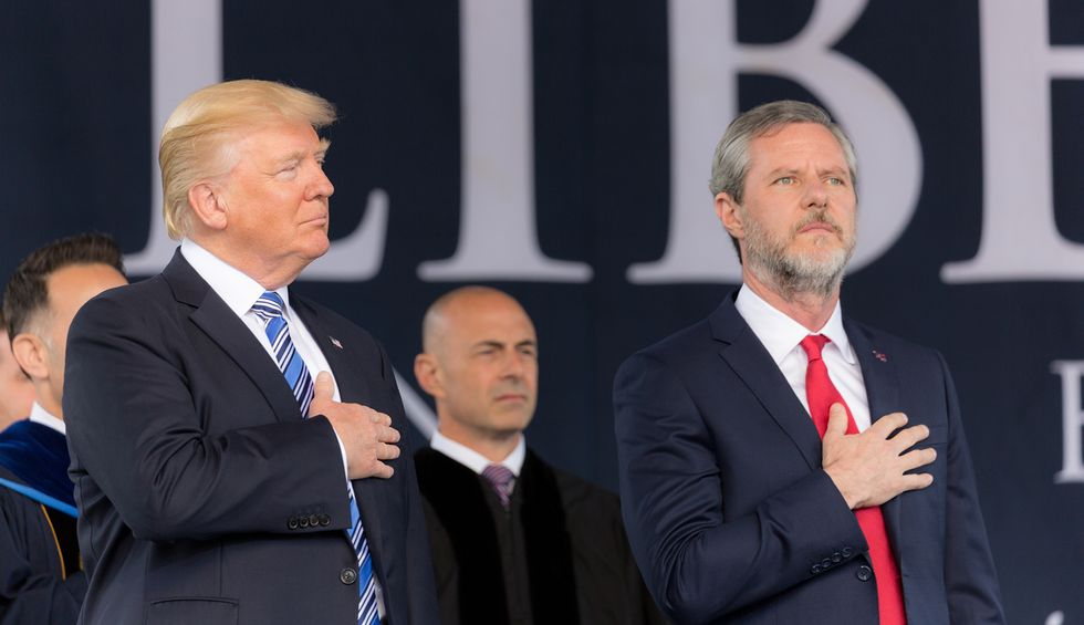 Liberty University insiders blow the lid off Jerry Falwell Jr's shady dealings: 'Somebody's gotta tell the freaking truth'