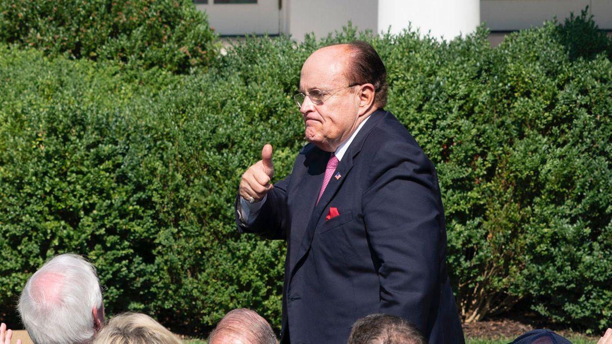 NYT, Washington Post and NBC News issue corrections to Giuliani stories