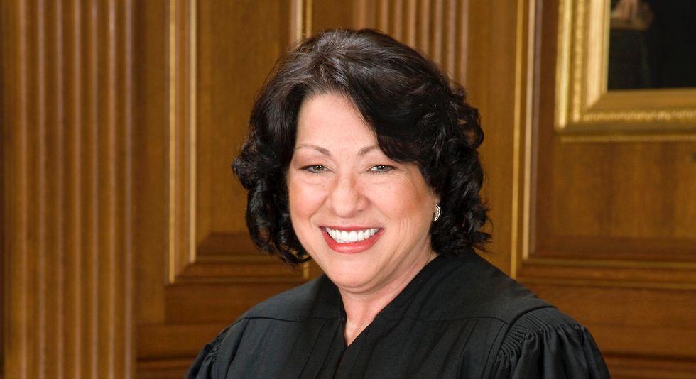 Justice Sotomayor rebukes the Supreme Court majority for risking massive voter disenfranchisement in Florida
