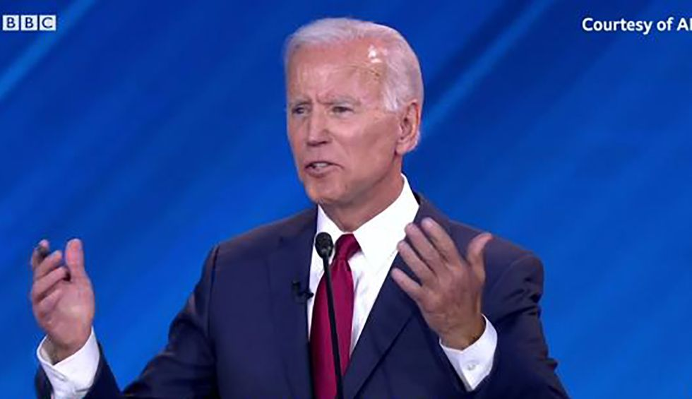 'The answer is not Joe Biden': The Nation Magazine issues official anti-endorsement