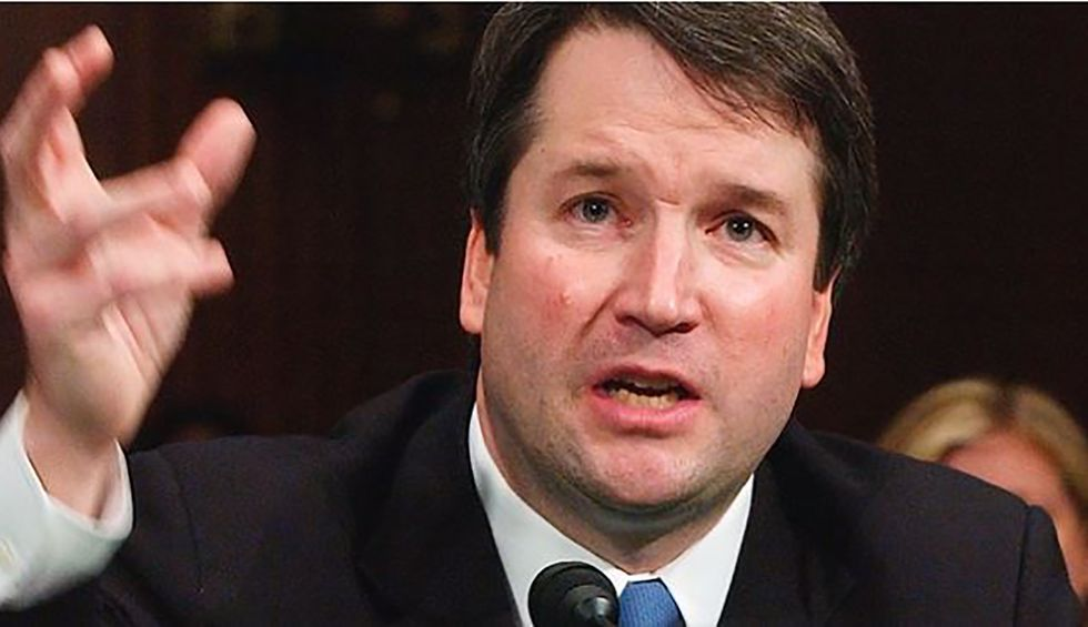 Republicans accused of suppressing sexual misconduct claim against Brett Kavanaugh during confirmation