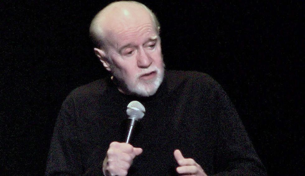 What George Carlin taught us about media propaganda by omission
