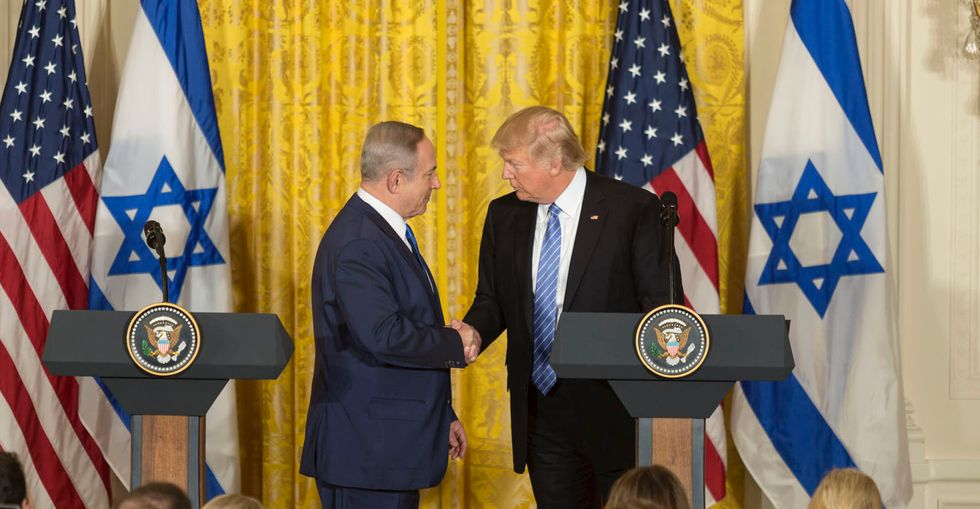 'You've been played': Former top Trump official reveals how the president was manipulated by Israel