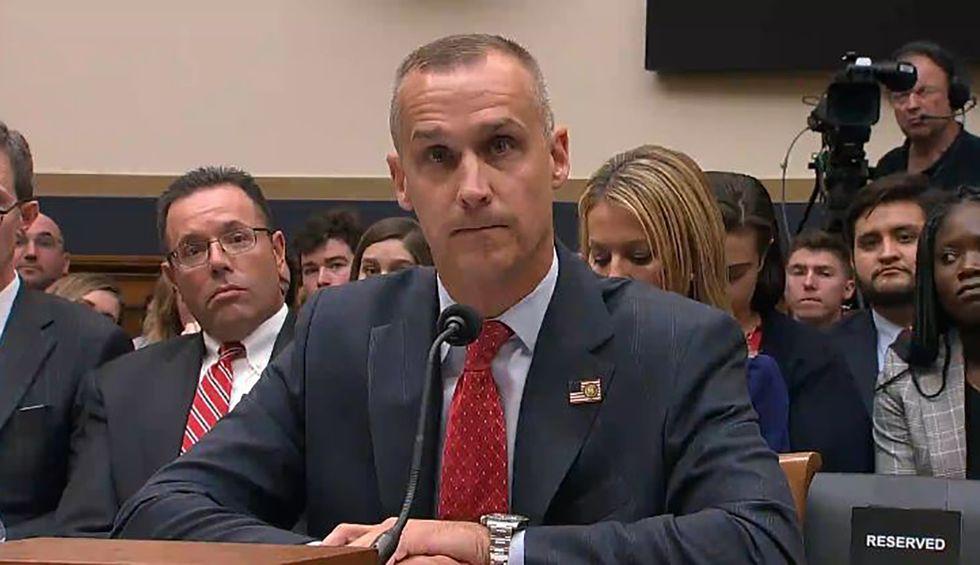 'Trump people lie!' Ex-House GOP staffer shreds Democrats for letting Lewandowski off the hook