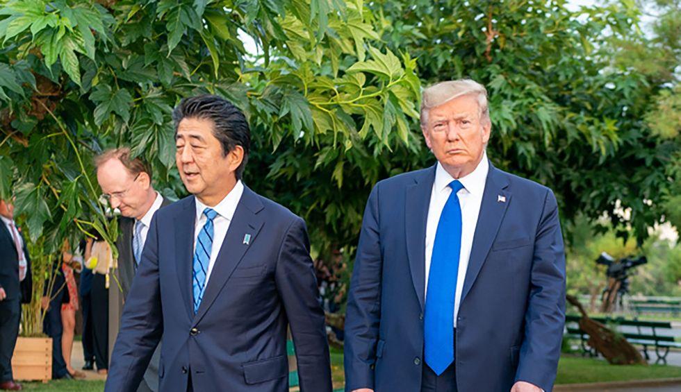 Disputing Trump's claims, Japan says no evidence Iran was behind Saudi attack
