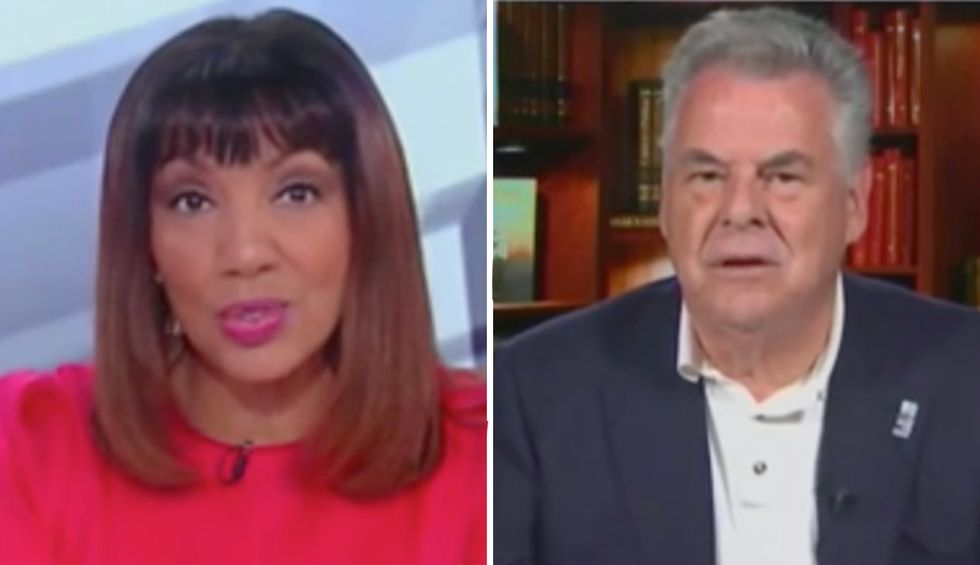 Fox News fans go off on 'left wing hack' after anchor correctly points out Ukraine allegations are 'a problem' for Trump