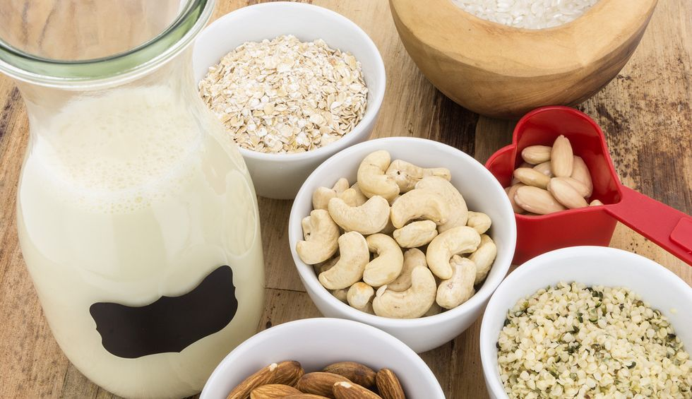 Crying over plant-based milk: Neither science nor history favors a dairy monopoly