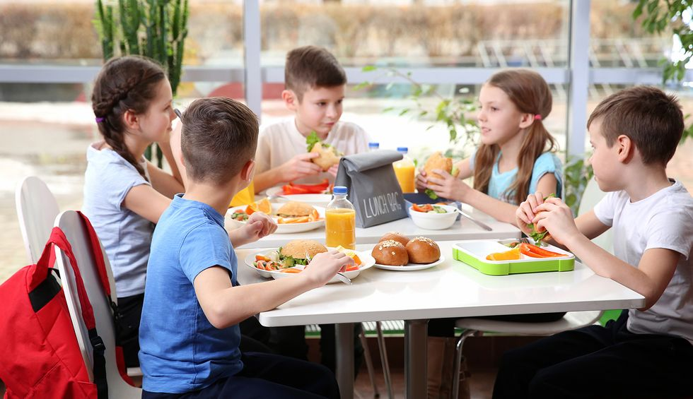 'Casual cruelty that motivates Trump and his billionaire friends': White House moves to strip free school lunches from 500,000 kids