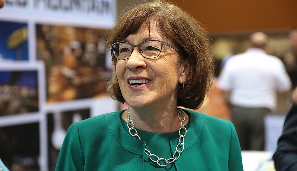 Susan Collins to be applauded as 'hero of Kavanaugh confirmation' at California fundraiser that's closed to the press