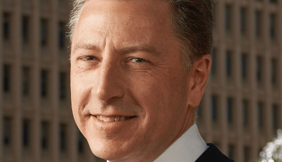 Former envoy to Ukraine Kurt Volker appears for first official impeachment deposition
