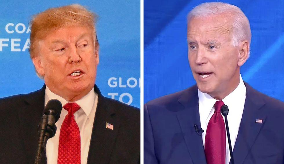 Why Joe Biden is uniquely vulnerable to Trump