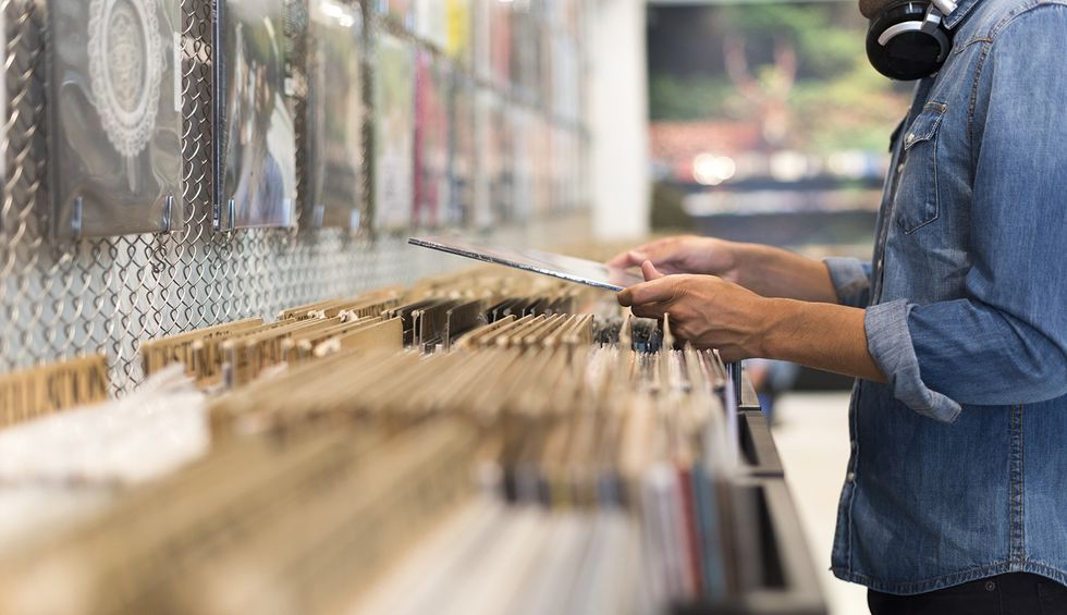 Here's what's behind the comeback of vinyl and printed photos