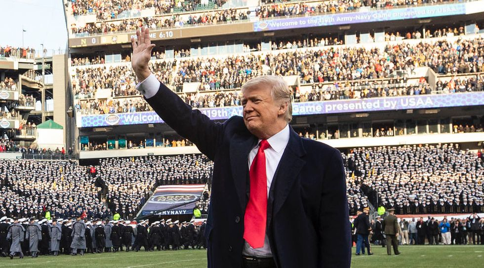 Here are 6 ways the culture of football groomed us for President Trump