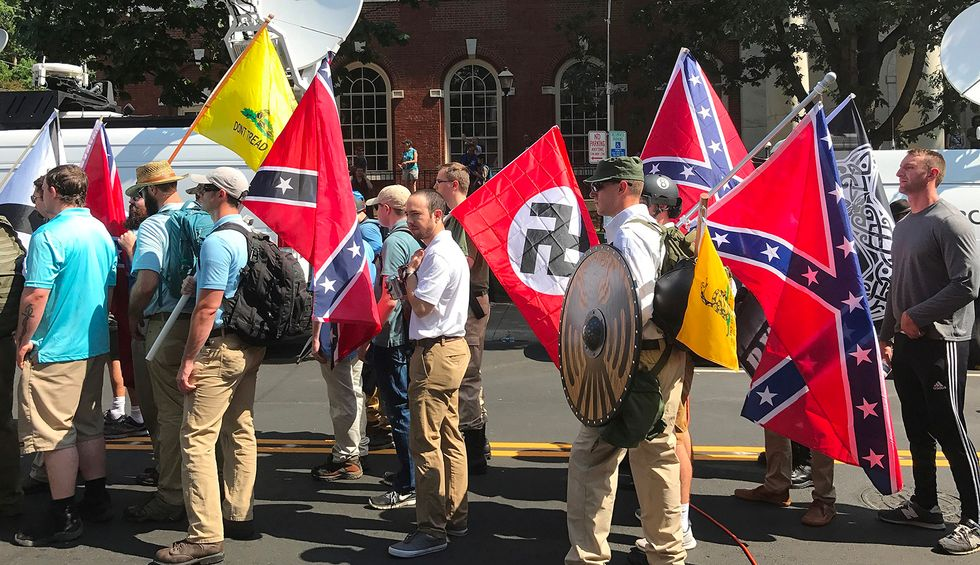 19 years after 9/11, America's biggest terrorist threat is far-right white supremacists who love Trump
