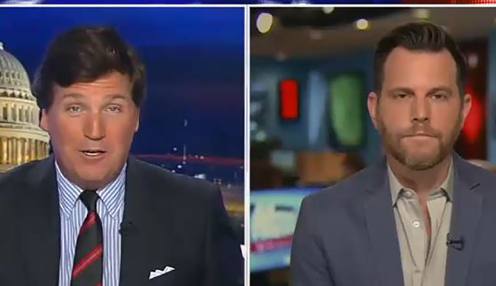 Fox's Tucker Carlson and guest blame fires ravaging California on 'woke' culture