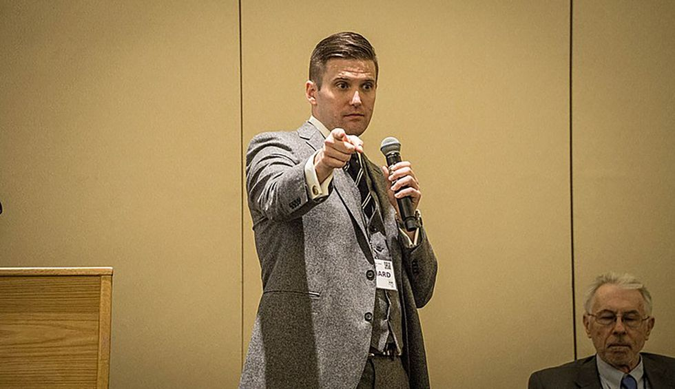 Neo-Nazi Richard Spencer went into a racist rage after the death of Heather Heyer: Leaked audio