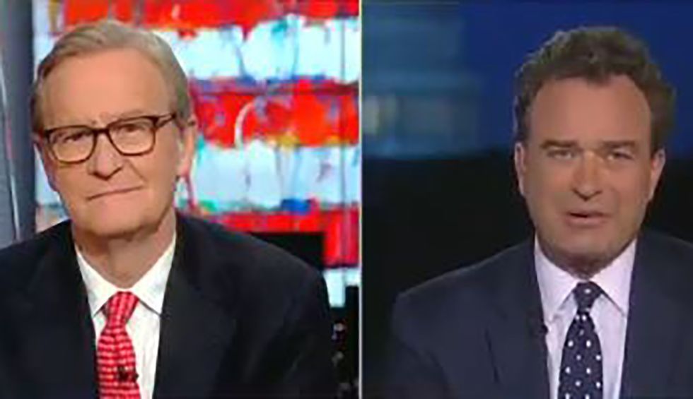 'The stupid it burns': Internet destroys Fox News contributor who doesn't know 'what language quid pro quo is'