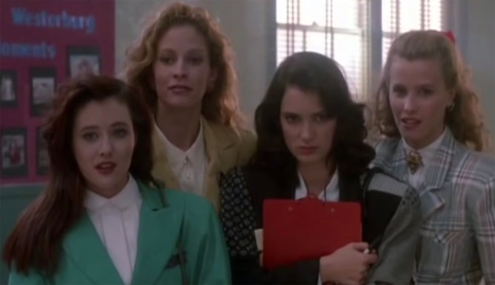 Director Michael Lehmann explains why Ivanka and Kellyanne are today's 'good Heathers'