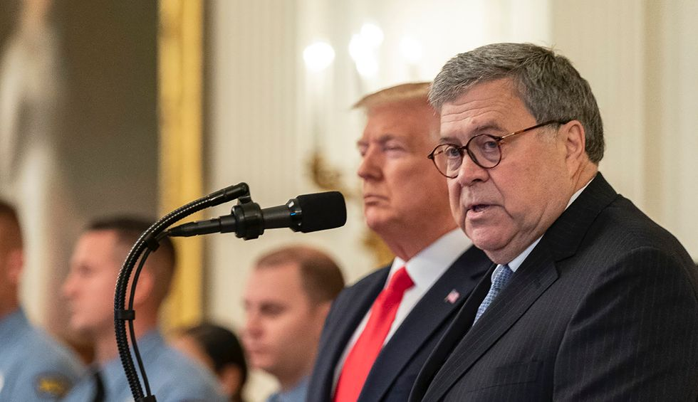 'He should resign': Attorney General Barr reportedly ordered police assault on peaceful DC protesters