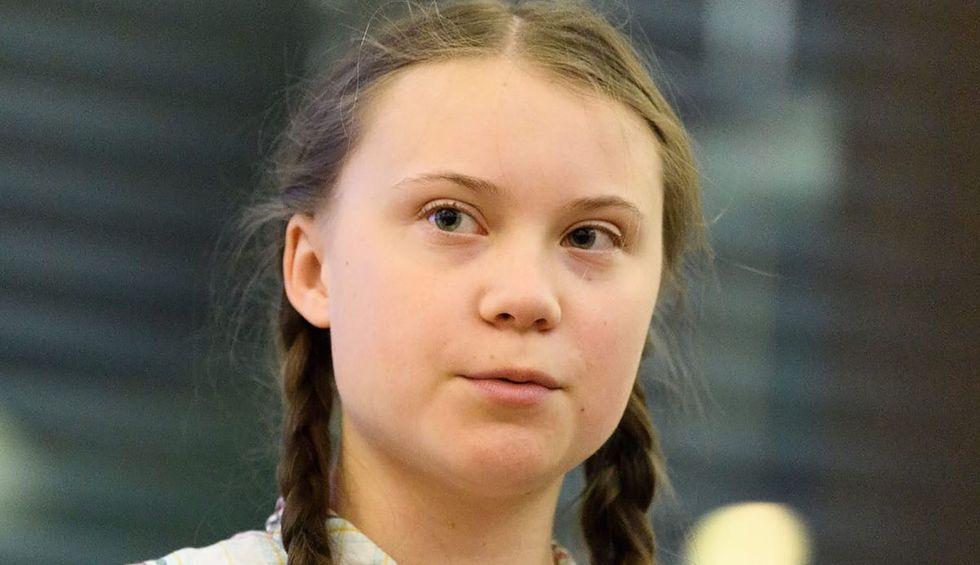 Trump supporters cry bitter tears after Time names Greta Thunberg 'Person of the Year'