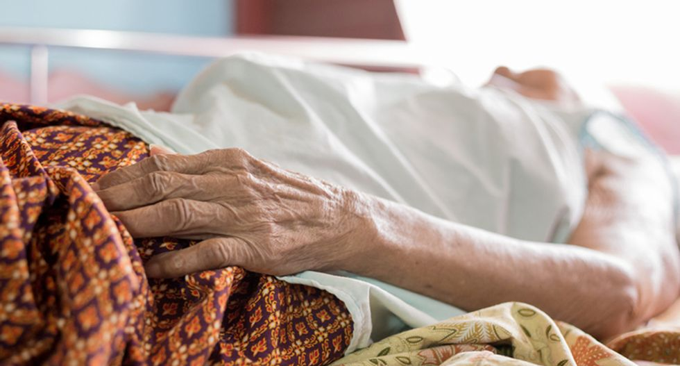 Why people choose medically assisted death revealed through conversations with nurses