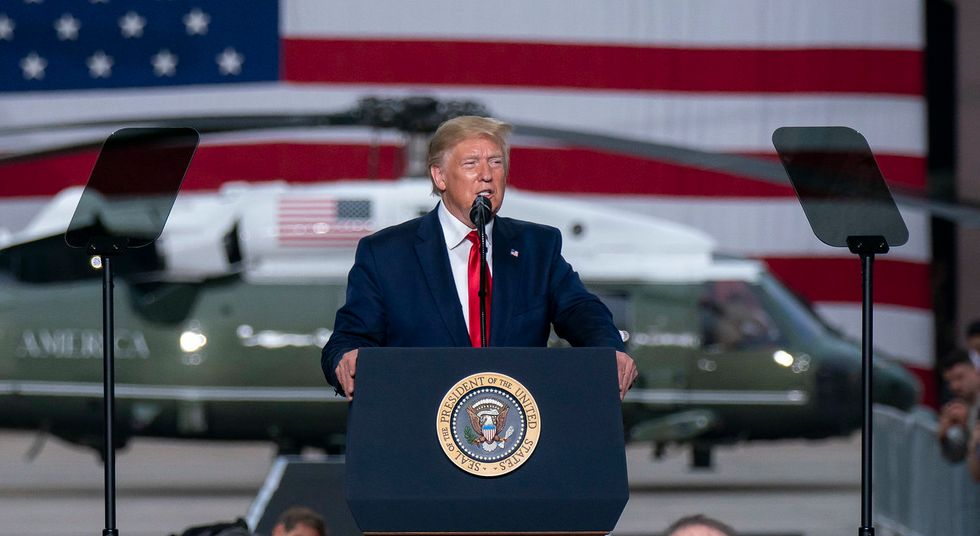 Legal expert lays out how Trump's military powers can — and can't — be used during a period of civil unrest