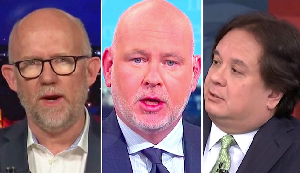 George Conway, Steve Schmidt and Rick Wilson burn Trump and the GOP to the ground in scathing joint op-ed