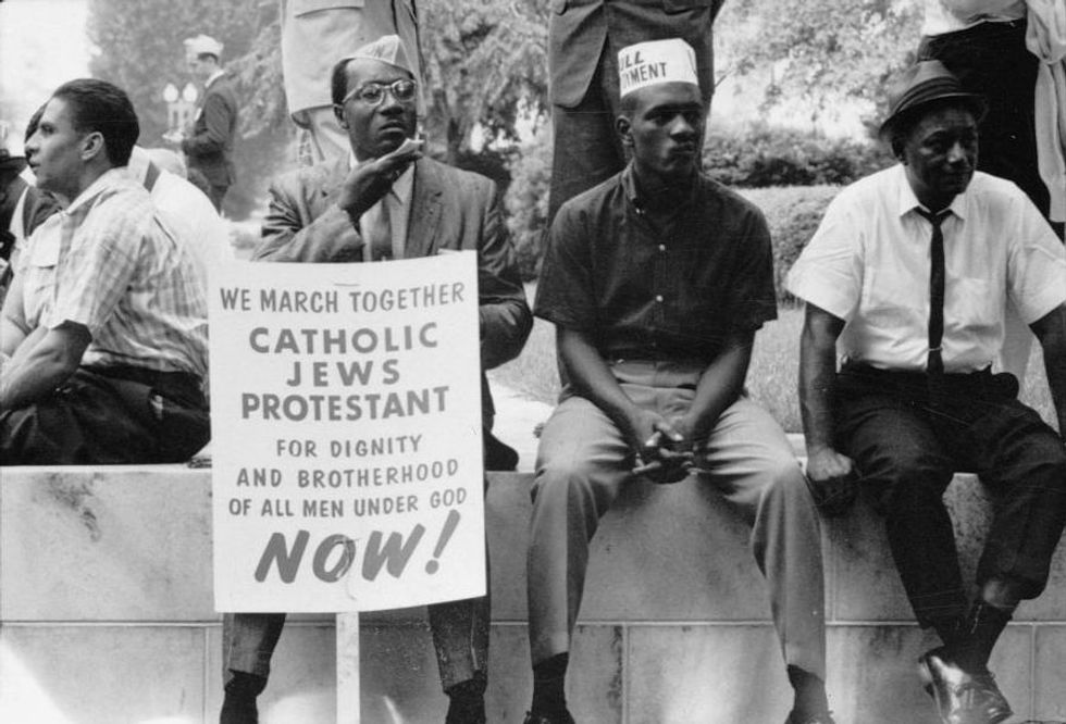 Why divine immanence mattered for the Civil Rights struggle