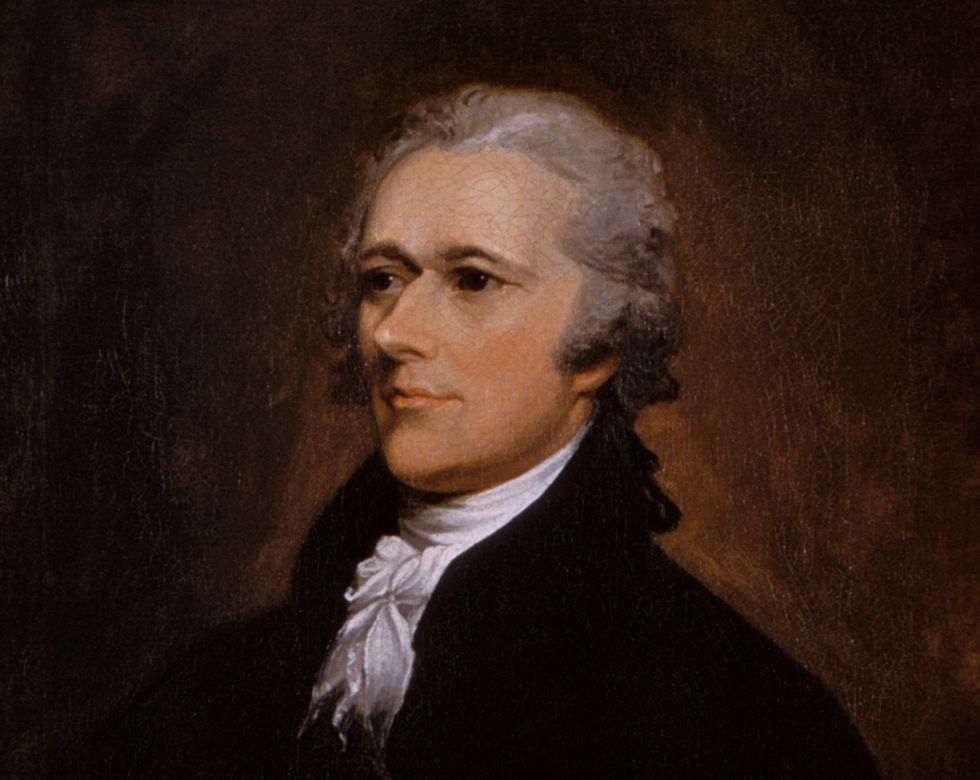 How Alexander Hamilton saw Trump's desperate power grabs coming more than 240 years ago