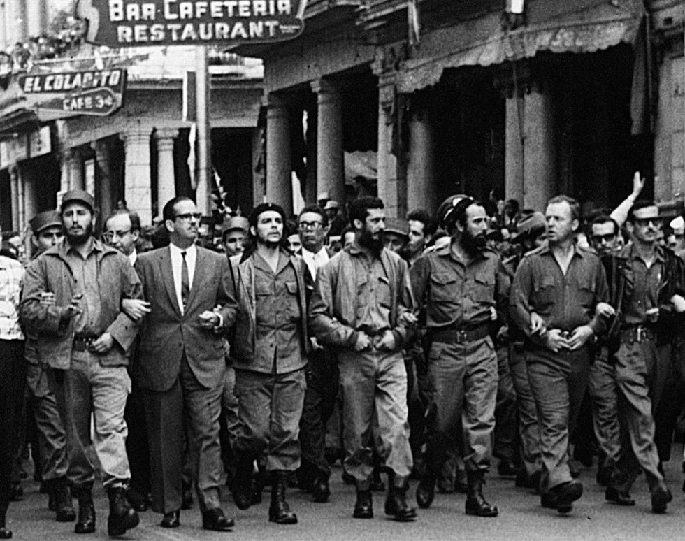 The Cuban Revolution, 60 years on