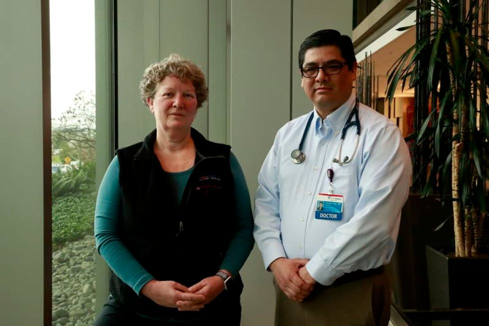 What it was like for doctors and nurses at an Everett hospital to treat the nation's first novel coronavirus patient