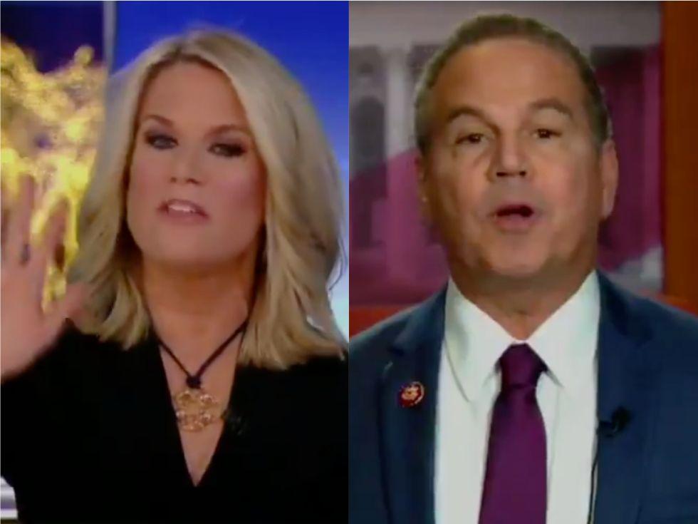 'That's not true!': Democratic lawmaker destroys Fox News host's bogus pro-Trump talking points with facts