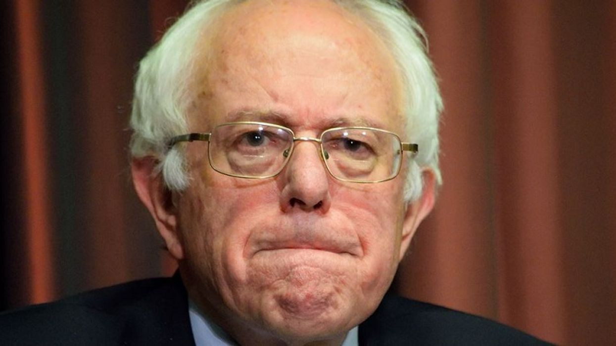 Why Bernie Sanders took a stand against a Biden nominee