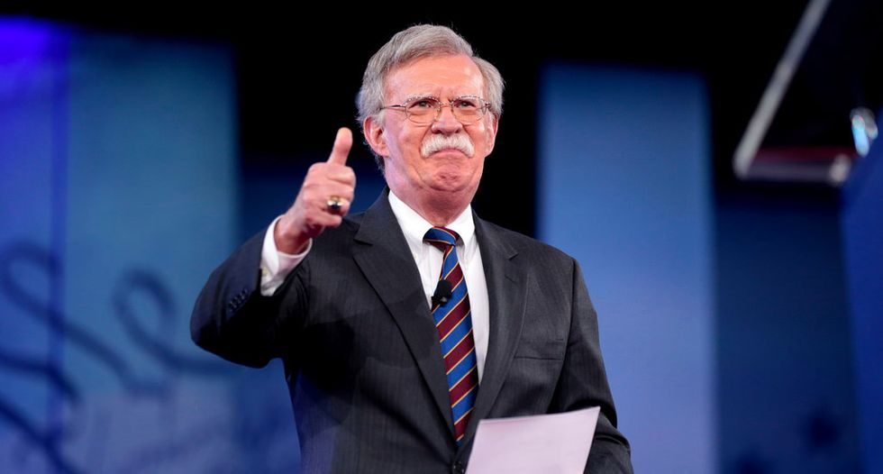 'A reckless advocate of military force': Demands for John Bolton's dismissal grow after reports he asked Pentagon for options to strike Iran