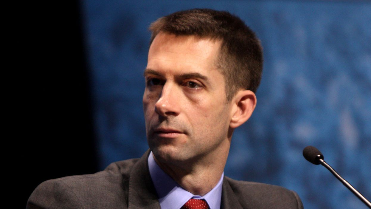 Watch: Dick Durbin gives Tom Cotton a history lesson — and a smackdown — on judges