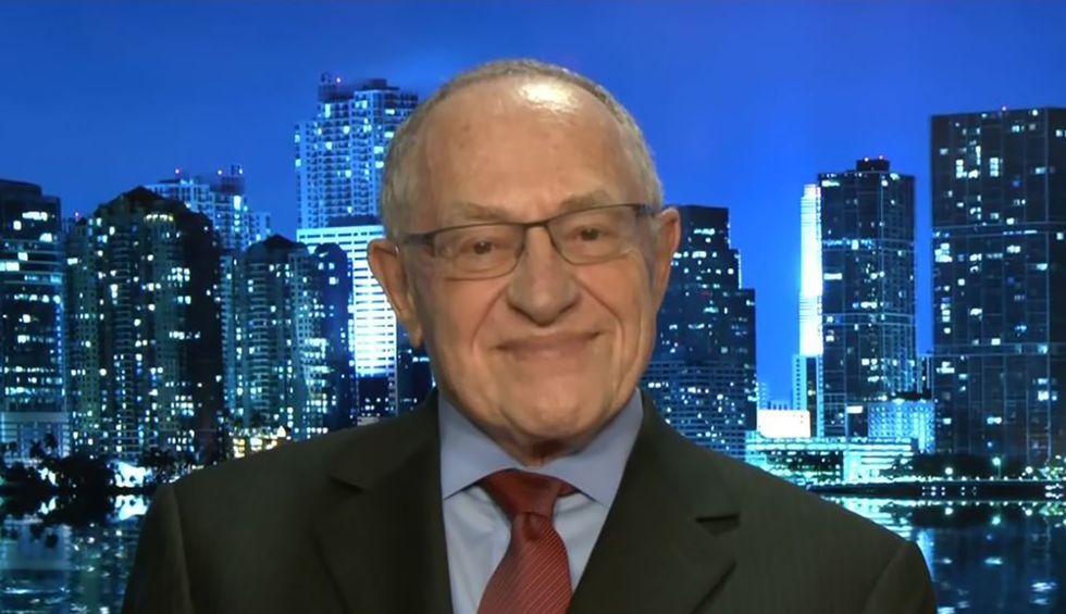 Alan Dershowitz's theory of impeachment is total bull: law professor