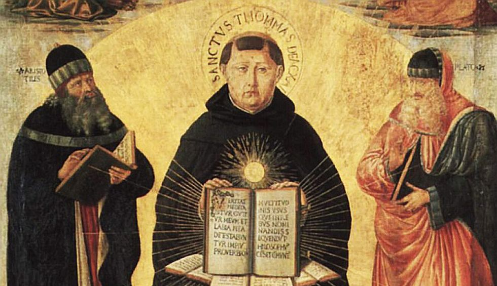 What the philosopher Aquinas teaches us about political disagreements