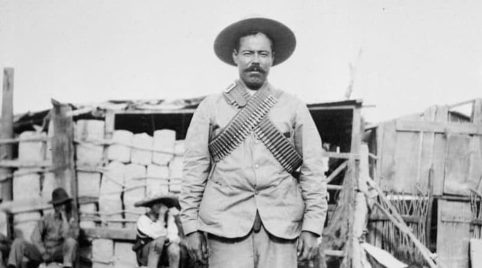A new series about Pancho Villa is coming