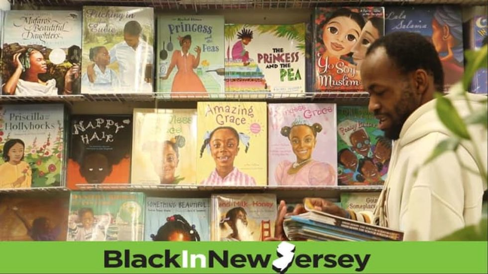 Inside one of N.J.'s last Black-owned bookstores, where 'your Black is beautiful'